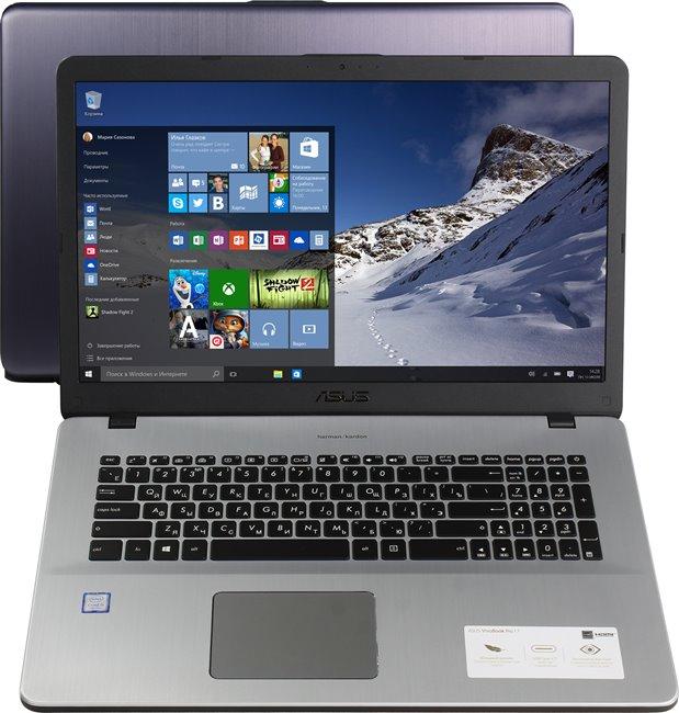 Revue de presse des tests publiés sur le Web (Asus VivoBook Pro 17 N705UD)