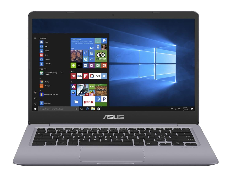 Asus VivoBook S401UA-EB425T à 699€, Ultrabook 14 pouces Full mat SSD i5