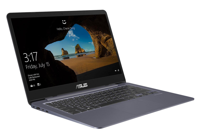 """Asus Vivobook S406UA-BM019T, Ultrabook 14"""" Full mat SSD 256 Kaby (599€)"""