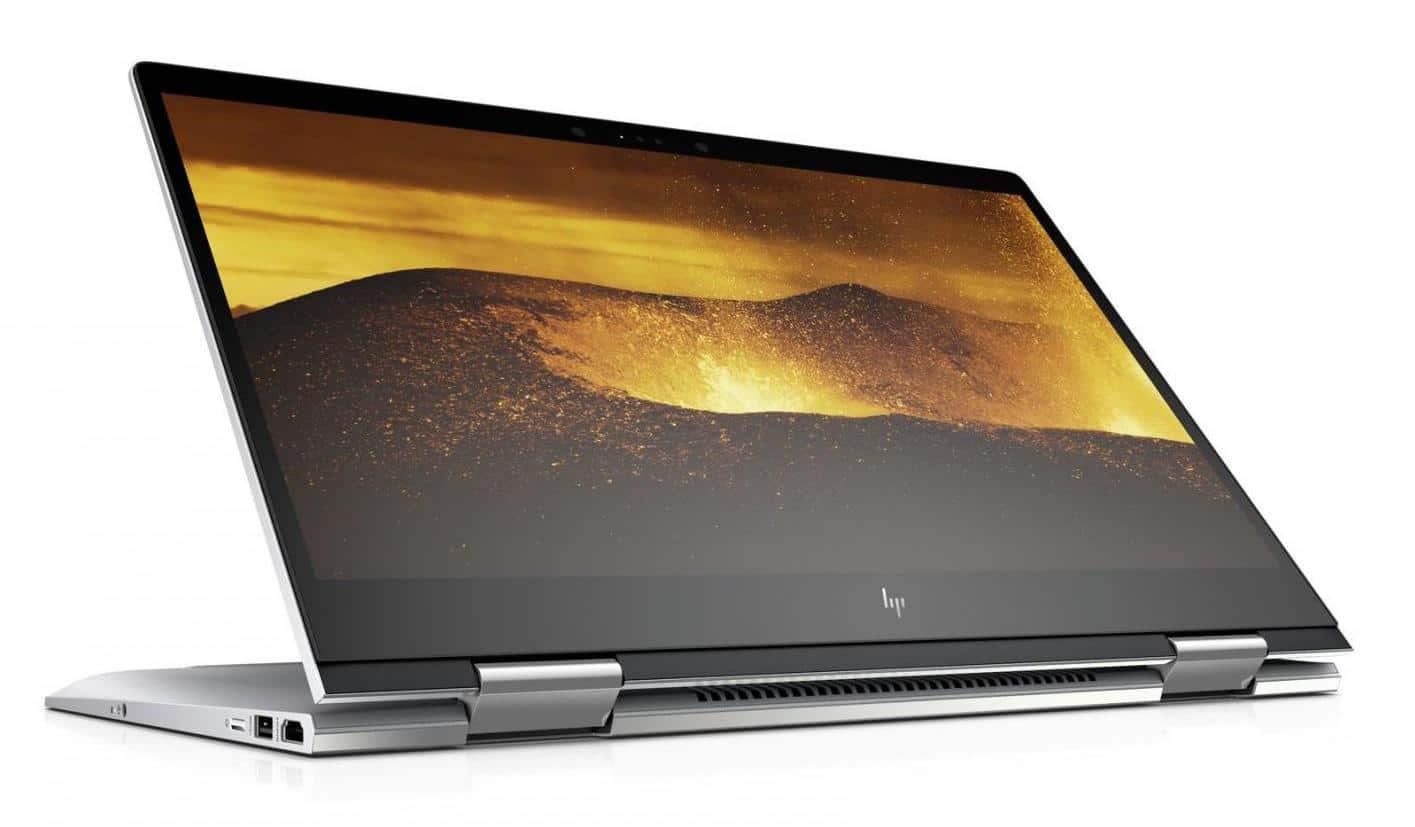 """HP Envy x360 15-bp105nf, ultrabook Tablette 15"""" SSD512 Quad i7 MX150 à 1424€"""