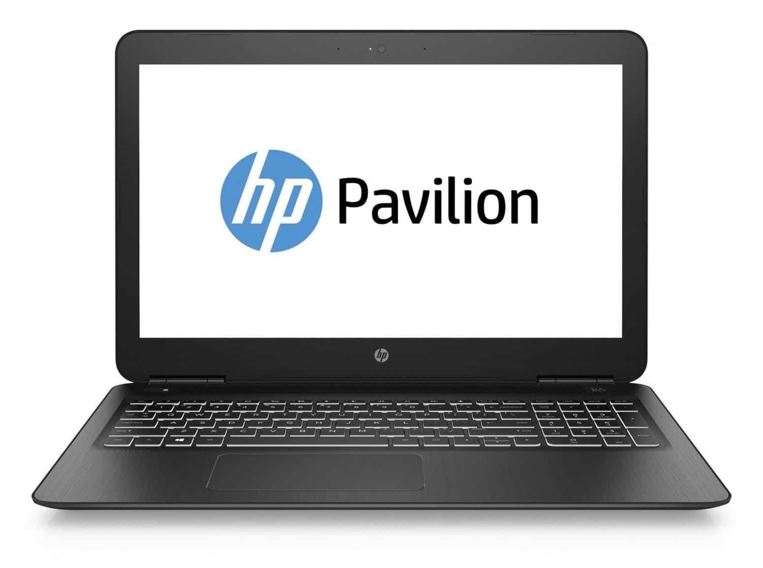 HP Pavilion 15-bc301nf, PC portable 15 pouces Full i5 Kaby GTX 950M à 610€