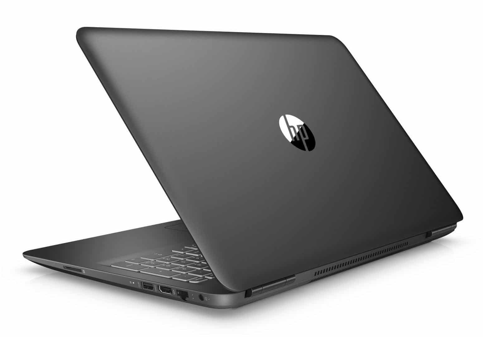 HP Pavilion 15-bc307nf, PC 15 pouces Full i5 Kaby GTX 950M 6 Go (609€)