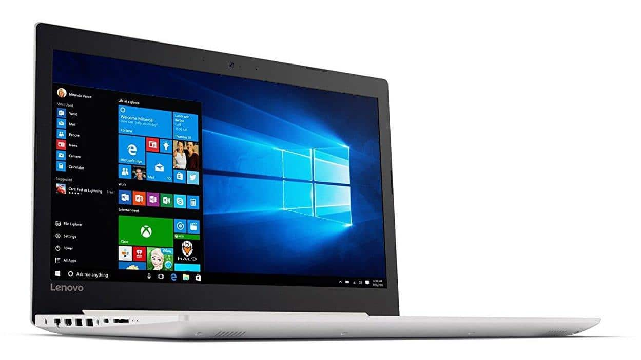 Lenovo Ideapad 320-15IKBN, PC portable 15 pouces Blanc Full i5 920MX SSD à 699€
