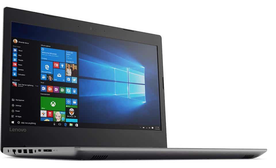 Lenovo Ideapad 320-14IAP, PC portable 14 pouces SSD Apollo Lake (299€)