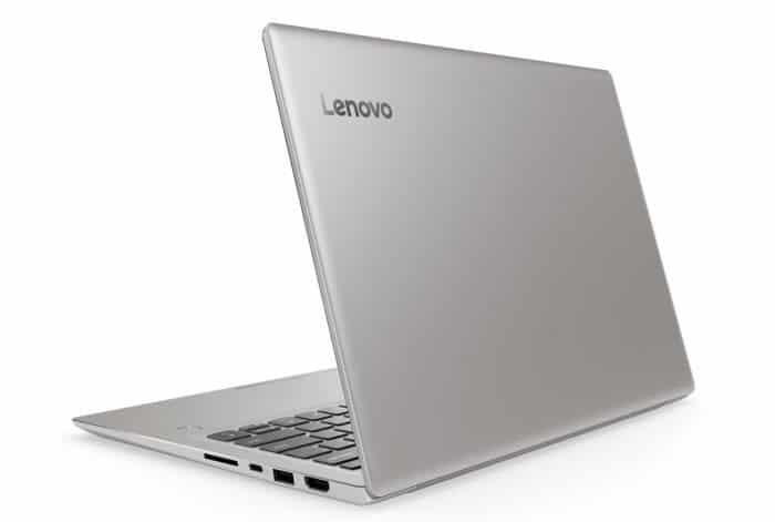"""Lenovo Ideapad 720S, Ultrabook 14"""" IPS SSD 256 Kaby Refresh 940MX 1099€"""