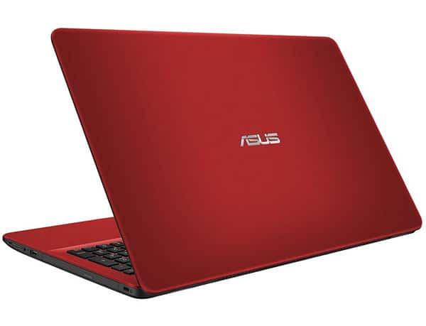 """Asus VivoBook X542UR-GO453T, PC portable 15"""" Rouge 930MX Kaby 8 Go à 603€"""