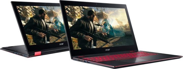 Revue de presse des tests publiés sur le Web (Acer Nitro 5 Spin NP515-51)