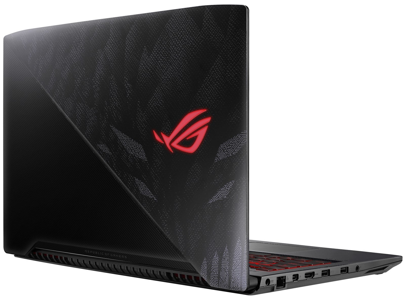 "<span class=""tagtitre"">Coffee Lake - </span>Asus ROG Strix GL503GE, PC portable 15"" 120Hz GTX Hexa Core"