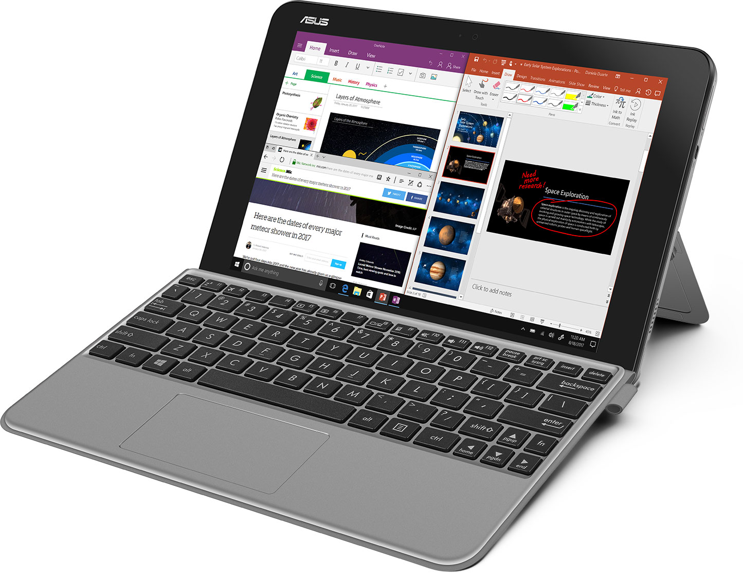 "Asus Transformer Mini T103HAF-GR021T, tablette 10"" dock IPS SSD128 à 369€"
