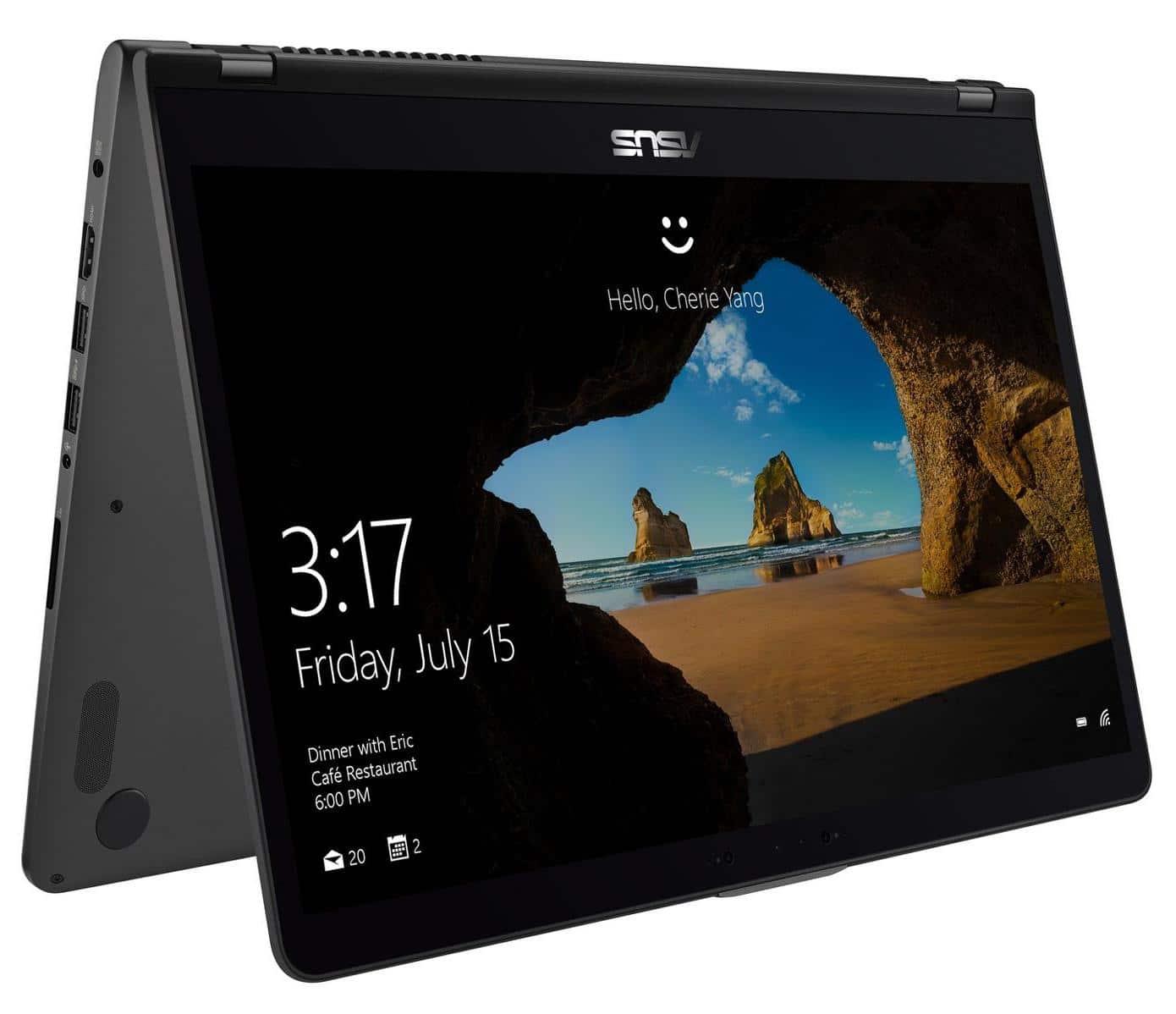 "Asus Zenbook Flip UX561UA-BO021R, ultrabook 15"" Tab Pro i7 Refresh SSD 1329€"