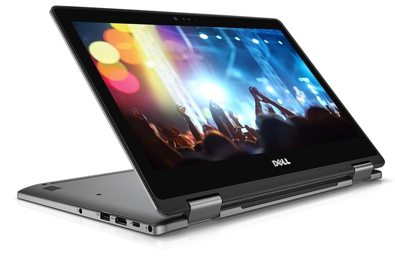 "Dell Inspiron 13 7000, Ultrabook 13"" 2-en-1 convertible Tablette avec AMD Ryzen"