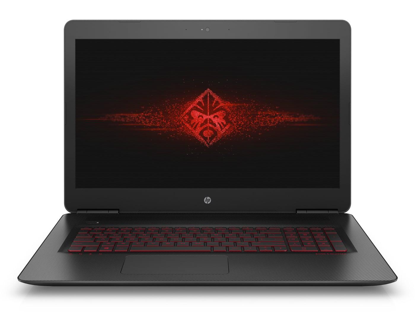 """HP Omen 17-w257nf à 949€, PC portable 17"""" IPS G-Sync GTX SSD Quad"""