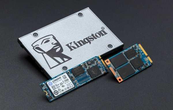 Kingston UV500, nouveau SSD 2.5 pouces, M.2 et mSATA jusqu'à 960 Go