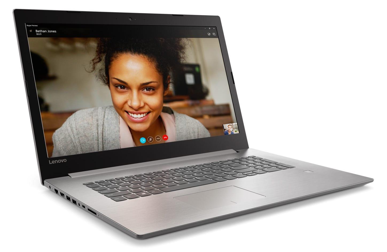 "Lenovo IdeaPad 320-17IKBR, PC portable 17"" abordable MX150 (636€)"
