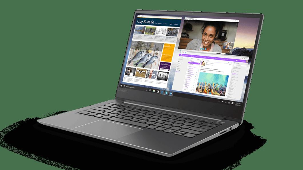 "Lenovo IdeaPad 530S, nouvel Ultrabook de 14"" Quad Kaby Lake Refresh MX150"