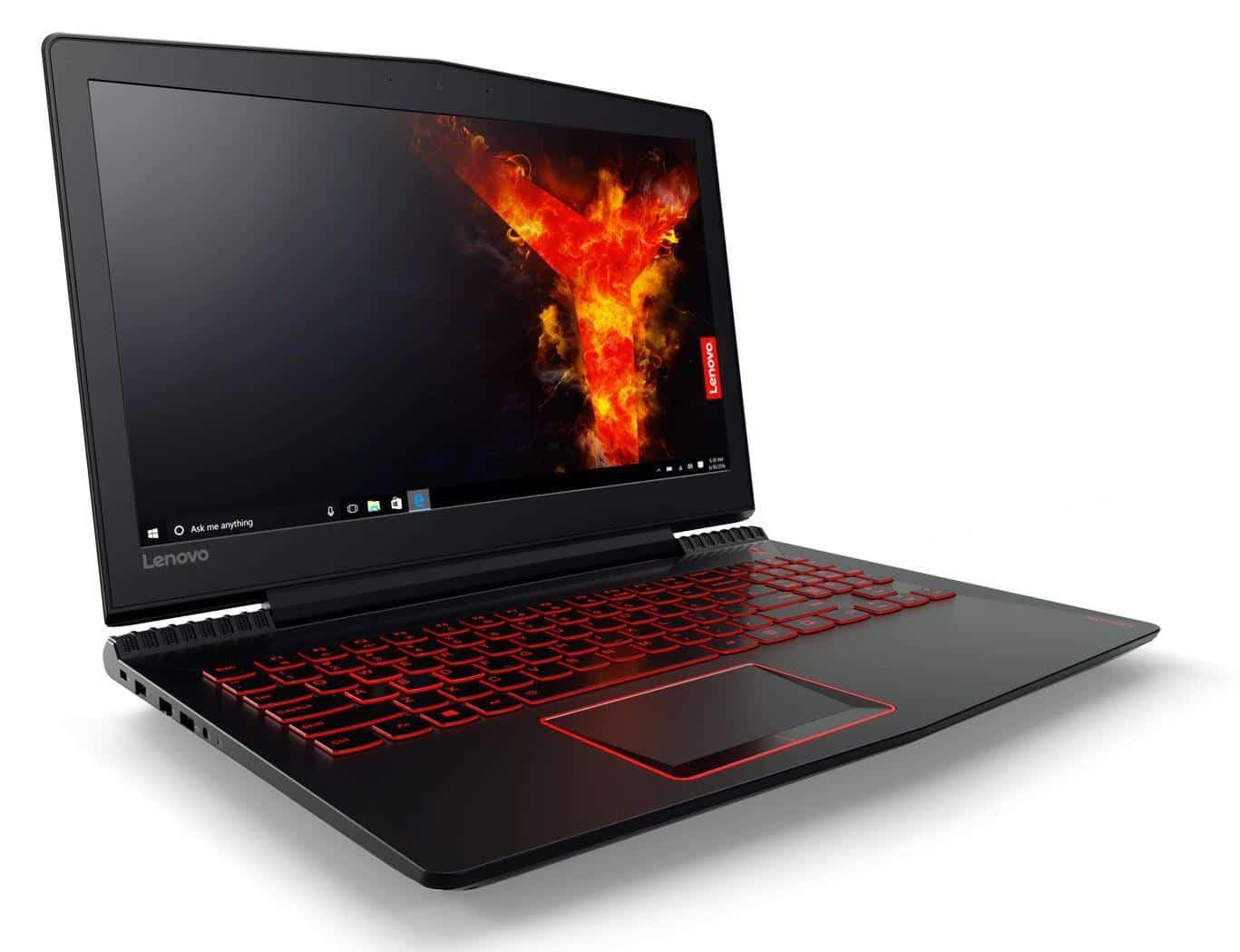 Lenovo Legion Y520-15IKBN, PC portable 15 pouces Full IPS Quad i7 GTX à 855€