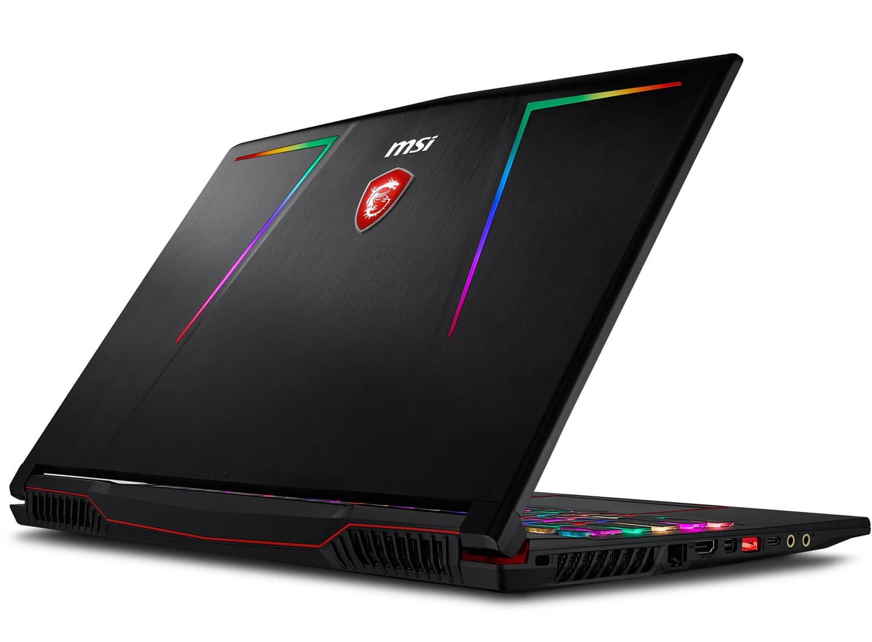 "MSI GE63 8RE-028FR, PC portable 15"" 120Hz Coffee Lake i7 GTX 1060 SSD 1580€"