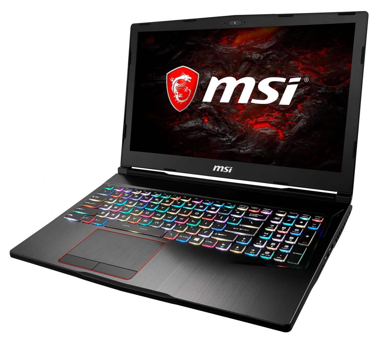 "MSI GE63VR 7RF-270, PC gamer 15"" 120Hz GTX 1070 SSD i7 (1399€)"