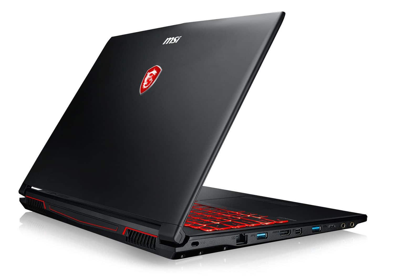 "MSI GL62M 7RDX-2646X, PC portable 15"" Full Quad i5 GTX 1050 (599€)"