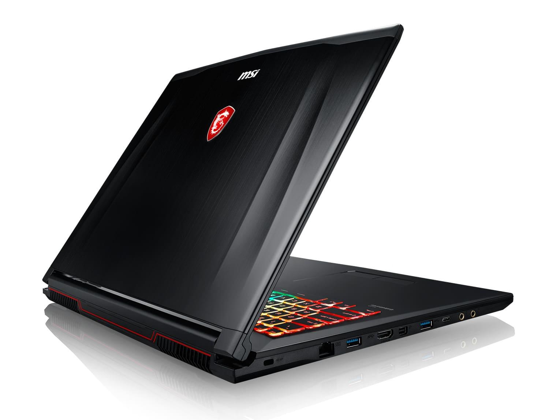 "MSI GP72MVR 7RFX-683FR, PC portable 17"" 120Hz GTX 1060 SSD i7 1429€"