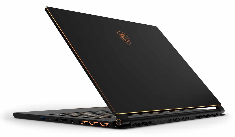 MSI GS65 8RE-052FR, PC portable 15'' joueur léger GTX 1060 (1499€)
