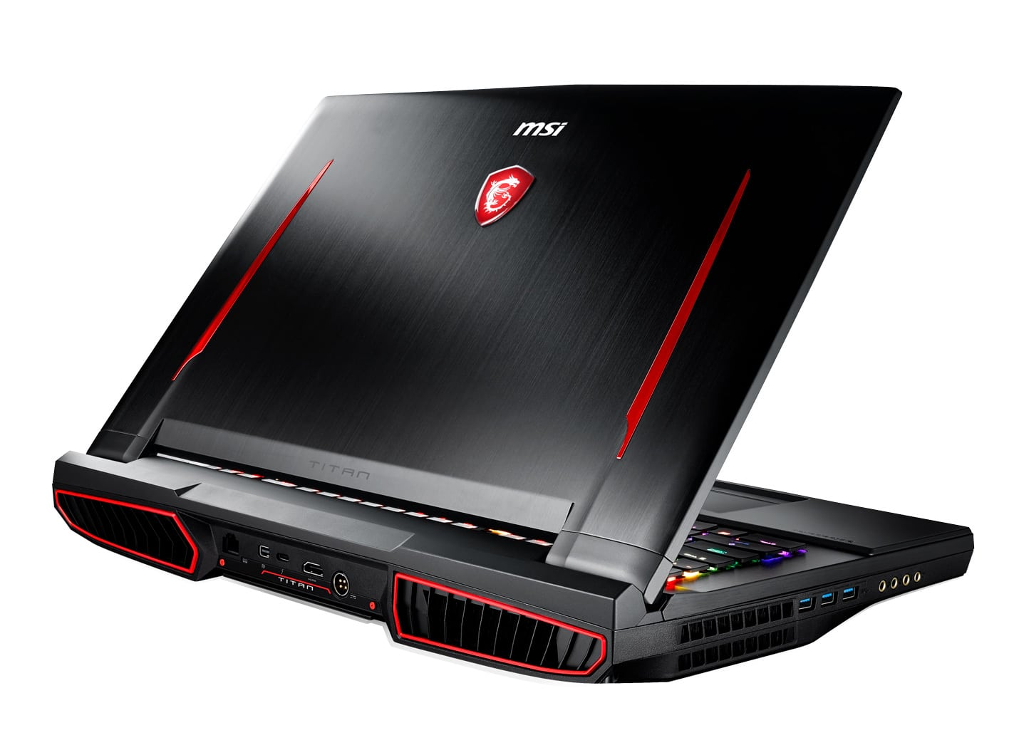 "MSI GT75 8RF-091 Titan, PC portable 17"" 4K IPS SLI GTX Coffee Lake SSD 4181€"