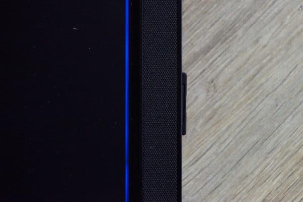 LaptopSpirit Test du PC portable gamer Razer Blade Pro 17 - Lecteur cartes SD