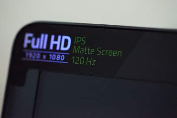 LaptopSpirit Test du PC portable gamer Razer Blade Pro 17 - Ecran 120 Hz