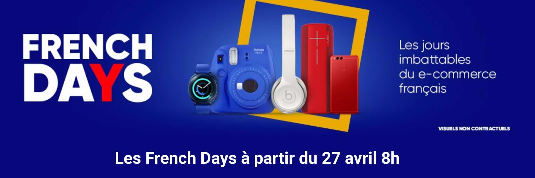 """<span class=""""toptagtitre"""">French Days FNAC ! </span>20% de remise immédiate sur les ordinateurs portables"""