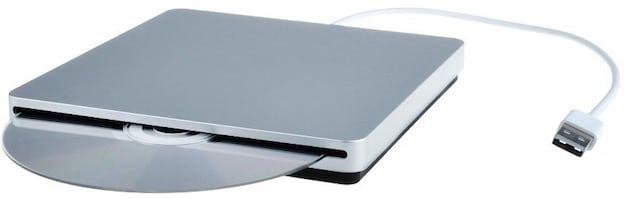 lecteur DVD externe pour ordinateur portable