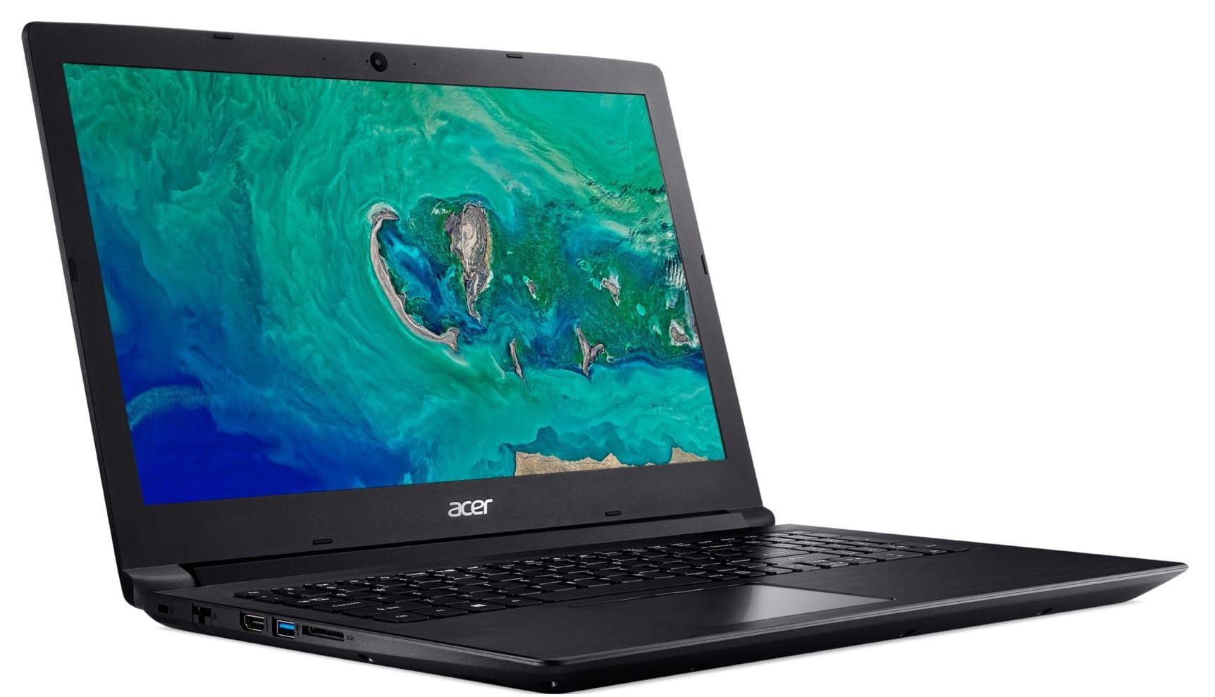 Acer Aspire A315-41-R2B9, PC portable 15 pouces Ryzen 3 SSD Full HD à 499€