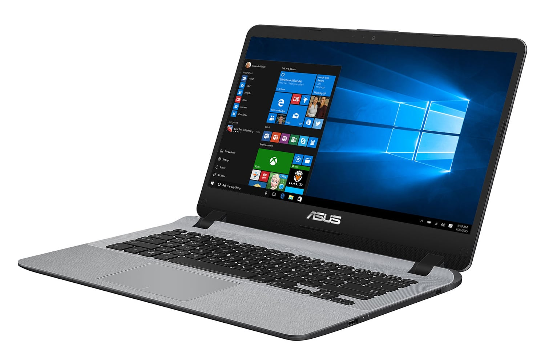 Asus R407UB-BV089T, PC portable 14 pouces mat SSD256 i3 MX110 à 535€