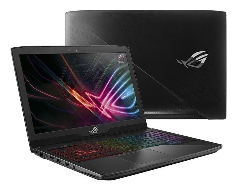 "Asus ROG GL503GE-EN086T, PC gamer 15"" 120Hz Hexa i7 GTX 1050 Ti à 1359€"