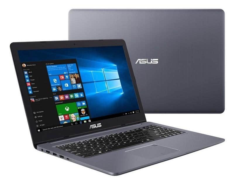 """Asus Vivobook NX580GD-FI050R, ultrabook 15"""" Hexa Core 4K IPS GTX 1050 à 1599€"""