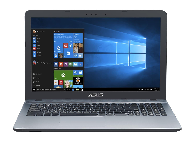Asus X541NA-GO148TB à 463€, PC portable 15 pouces bureautique 1 To
