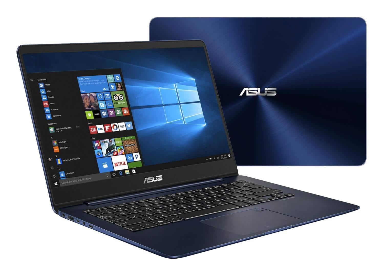 Asus ZenBook UX430UA-GV338T, ultrabook 14 pouces SSD512 i7 (1105€)