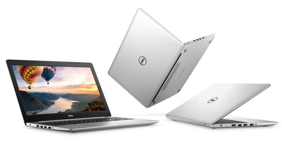 Dell Inspiron 15 5000, PC portable 15 pouces Full HD avec AMD Ryzen