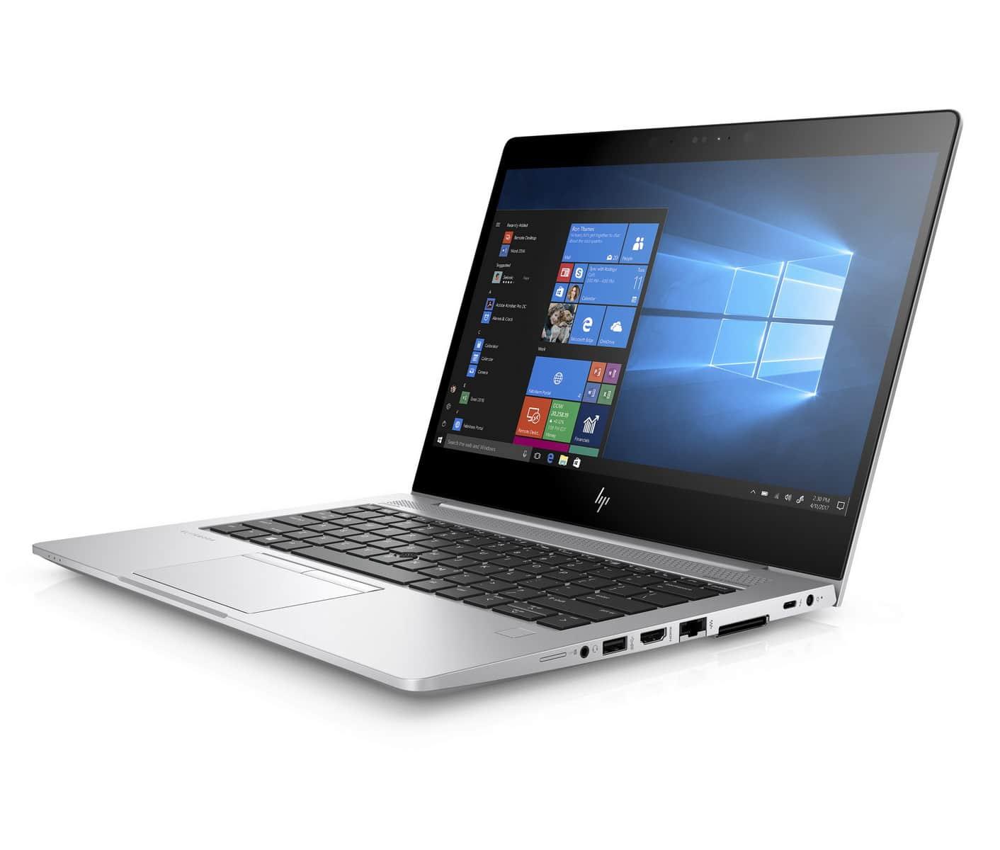 """HP Elitebook 735, 745 et 755 G5, PC portables Pro de 13"""" à 15"""" avec AMD Ryzen"""