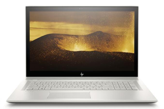 HP Envy 13 et Envy 17, nouveaux PC portables Kaby Lake Refresh IPS MX150