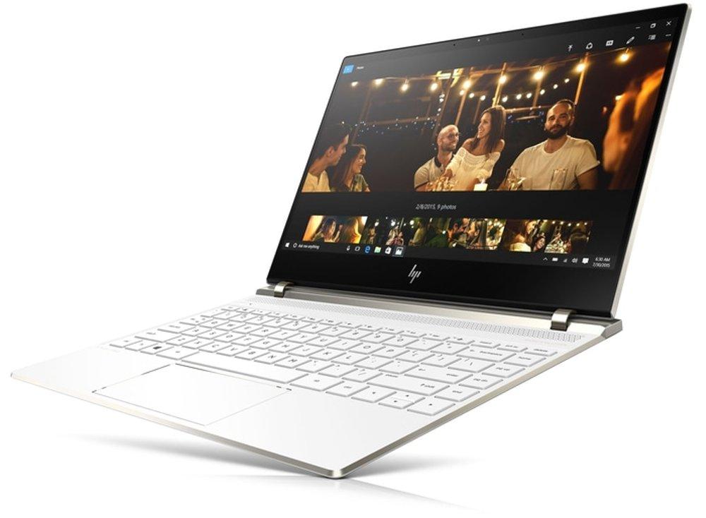 """HP Spectre 13-af011nf, ultrabook 13"""" Tactile et Fin IPS SSD512 i7 Refresh à 1360€"""