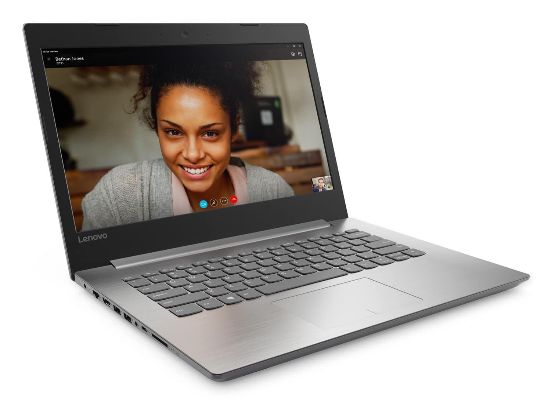 Lenovo IdeaPad 320-14IKBN, PC portable 14 pouces bureautique i7 Kaby à 649€
