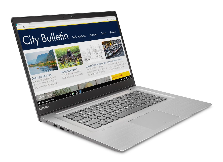 Lenovo IdeaPad 320S-15AST, ultrabook 15 pouces SSD+HDD 8 Go A9 Stoney à 499€