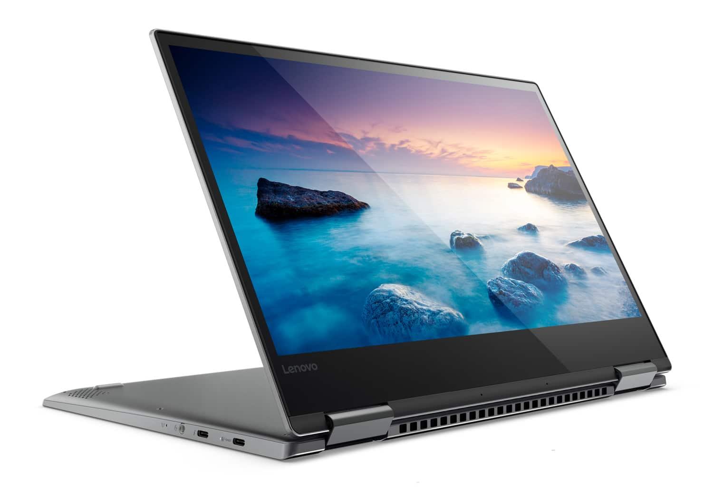 Lenovo Yoga 720-13IKBR, ultrabook 13 pouces Tablette SSD512 Full IPS i7 à 1399€
