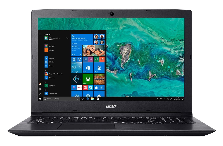Acer Aspire A315-33-C3QG à 329€, PC portable 15 pouces noir bureautique (263€)