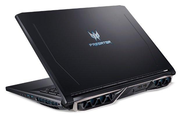 "<span class=""tagtitre"">Computex 2018 - </span>Acer Predator Helios 500 : AMD Ryzen et Radeon RX Vega 56"