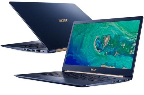 Revue de presse des tests publiés sur le Web (Acer Swift 5 SF514-52T)