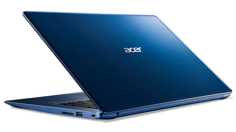 Acer Swift SF314-52-56MB, ultrabook 14 pouces Bleu Full IPS i5 Kaby 8 Go à 599€