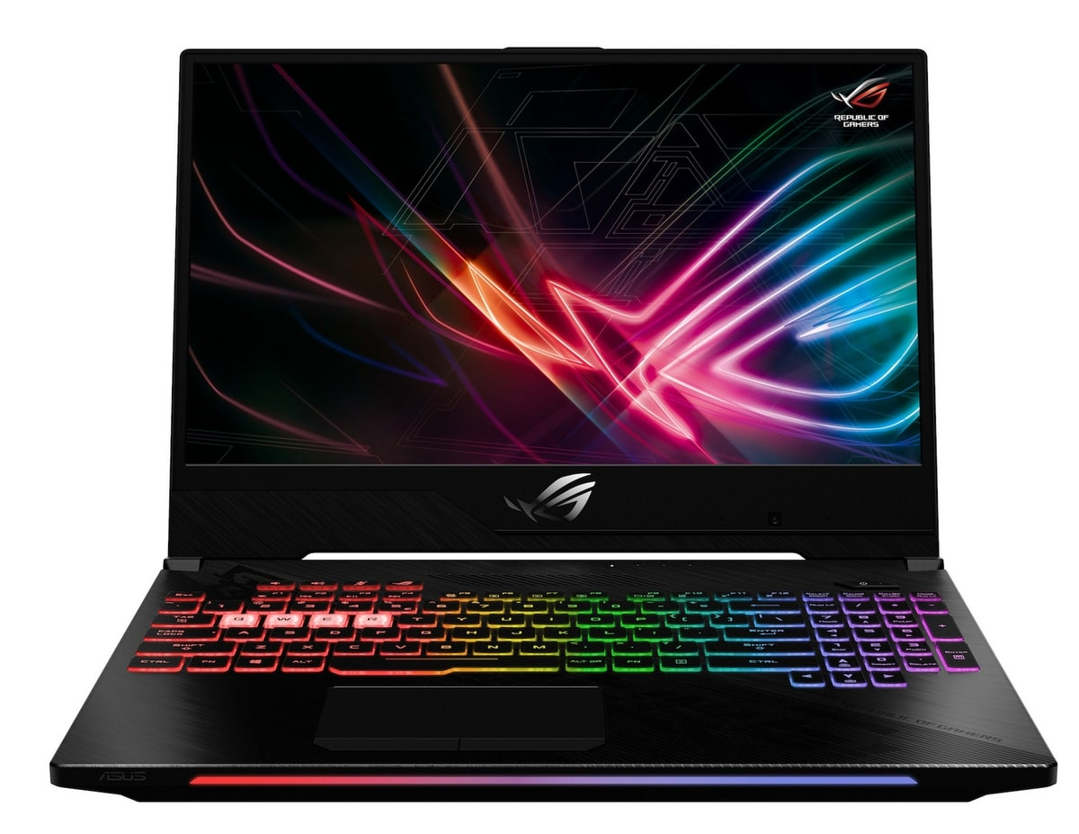 "<span class=""tagtitre"">Computex 2018 - </span>Asus ROG Strix Scar II et Hero II, PC portables gamer Coffee Lake"