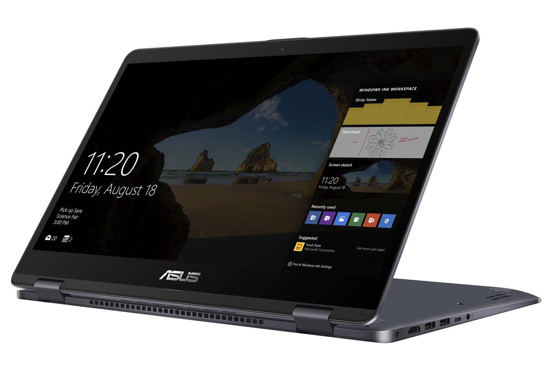 """Asus VivoBook Flip TP510UA-E8139T, ultrabook 15"""" Tablette IPS i7 (799€)"""
