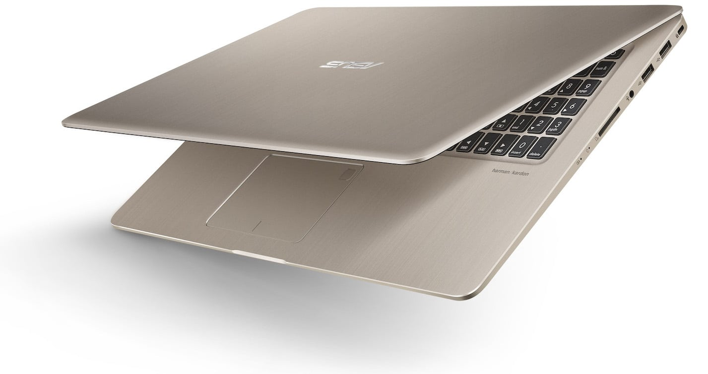 Asus N580VN-DM168T, ultrabook 15 pouces Full Quad i5 SSD256 (799€)